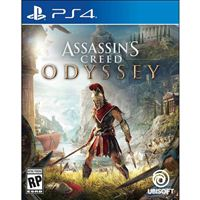 Ubisoft Assassins Creed Odyssy - Playstation 4 (PS4)