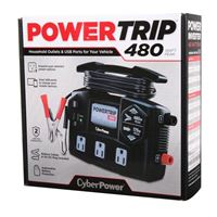 CyberPower Systems PowerTrip 480 Inverter - Refurbished