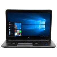 "HP EliteBook 840 G1 14"" Laptop Computer Refurbished - Black"