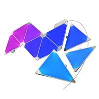 Nanoleaf Aurora Rhythm 9 Panel Smarter Kit