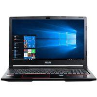 """MSI GE63 Raider RGB 15.6"""" Gaming Laptop Computer - Black"""