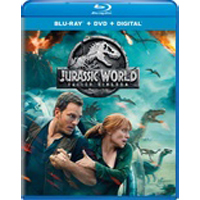 Universal Jurassic World Fallen Kingdom Blu-ray