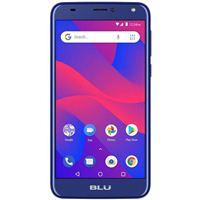 BLU C6 8GB 3G GSM Smartphone - Blue