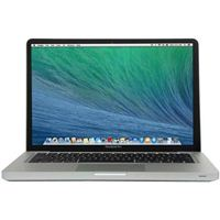 """Apple MacBook Pro ME865LL/A Late 2013 13.3"""" Laptop Computer Off Lease Refurbished - Silver"""