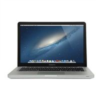 """Apple MacBook Pro MD101LL/A Mid 2012 13.3"""" Laptop Computer Off Lease Refurbished - Silver"""