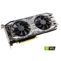 EVGA XC GeForce RTX 2080 Dual-Fan 8GB GDDR6 PCIe Video Card