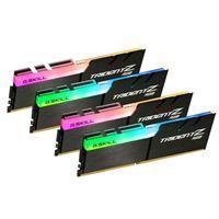 G.Skill Trident Z RGB 32GB 4 x 8GB DDR4-3200 PC4-25600 CL16 Quad Channel Desktop Memory Kit