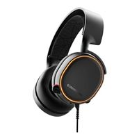 SteelSeries Arctis 5 7.1 Surround Sound RGB Gaming Headset - Black (2019 Edition)