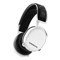 SteelSeries Arctis 7 Wireless Gaming Headset - White (2019 Edition)