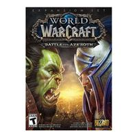 Activision World of Warcraft: Battle for Azeroth