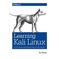O'Reilly LEARNING KALI LINUX