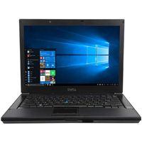 """Dell Latitude E6410 14.1"""" Laptop Computer Refurbished - Black"""