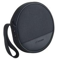 Verbatim 24 Capacity CD/DVD Storage Wallet - Black