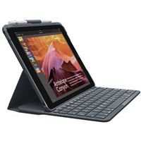 Logitech Slim Folio Keyboard Folio Case for Apple iPad