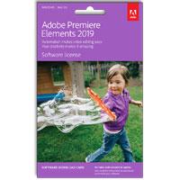 Adobe Premiere Elements - 2019