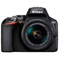 Nikon D3500 DSLR Camera w/ 18-55mm Lens - Black