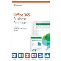 Microsoft Office 365 Business Premium - 1 Year