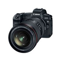Canon EOS R Mirrorless Camera with 24-105mm lens