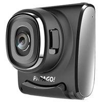 Papago GoSafe 381 Full HD 1080p Rear View Mirror Clip on Dash Cam w/ 16GB Micro SD Card - Refurbished