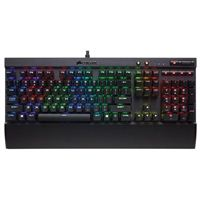Corsair K70 LUX RGB Rapidfire Illuminated Mechanical Gaming Keyboard Refurbished - Cherry MX Speed