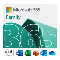Microsoft Office Home 365 ESD (PC/Mac) - 1 Year