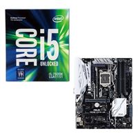 Intel Core i5-7600K, ASUS PRIME Z-270-AR CPU/Motherboard Bundle