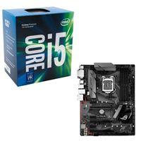 Intel Core i5-7500, ASUS ROG STRIX Z270H Gaming...