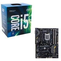 Intel Core i5-7500, ASUS TUF Z270 Mark 2 CPU/Motherboard Bundle