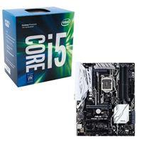 Intel Core i5-7500, ASUS PRIME Z270-AR CPU/Motherboard Bundle
