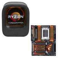 AMD Ryzen Threadripper 1950X, Gigabyte X399 AORUS Gaming 7 CPU/Motherboard Bundle