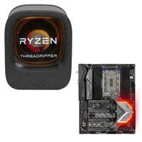 AMD Ryzen Threadripper 1950X, ASRock Fatal1ty X399 Professional Gaming CPU/Motherboard Bundle
