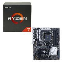 AMD Ryzen 1700X, ASUS PRIME X370-PRO CPU/Motherboard Bundle