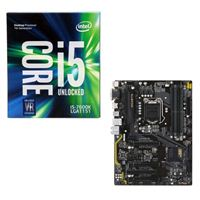 Intel Core i5-7600K, Gigabyte GA-Z270-HD3 CPU/Motherboard Bundle