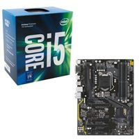 Intel Core i5-7500, Gigabyte GA-Z270-HD3 CPU/Motherboard Bundle