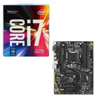 Intel Core i7-7700, Gigabyte GA-Z270-HD3 CPU/Motherboard Bundle