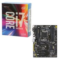 Intel Core i7-6700K, Gigabyte GA-Z270-HD3 CPU/Motherboard Bundle