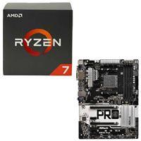 AMD Ryzen 1700X, ASRock AB350 Pro4 CPU/Motherboard Bundle
