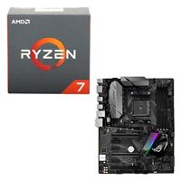 AMD Ryzen 1700X, ASUS ROG STRIX B350-F Gaming CPU/Motherboard Bundle