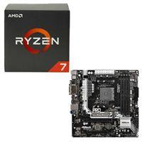 AMD Ryzen 1700X, ASRock AB350M Pro4 CPU/Motherboard Bundle