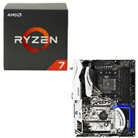 AMD Ryzen 1700X, ASRock X370 Taichi CPU/Motherboard Bundle