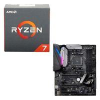 AMD Ryzen 1700X, ASUS ROG STRIX X370-F Gaming CPU/Motherboard Bundle