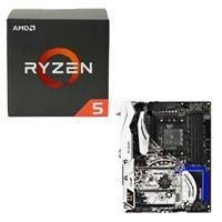 AMD Ryzen 5 1600X, ASRock X370 Taichi CPU/Motherboard Bundle