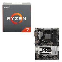 AMD Ryzen 7 1800X, ASRock AB350 Pro4 CPU/Motherboard Bundle