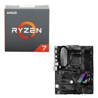 AMD Ryzen 7 1800X, ASUS ROG STRIX B350-F Gaming CPU/Motherboard Bundle