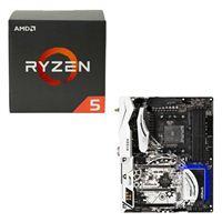 AMD Ryzen 5 1500X, ASRock X370 Taichi CPU/Motherboard Bundle