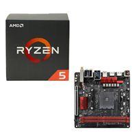 AMD Ryzen 5 1600, ASRock Fatal1ty AB350 Gaming CPU...