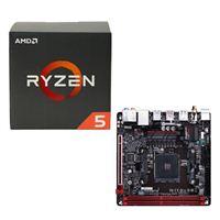AMD Ryzen 5 1600, Gigabyte GA-AB350-Gaming 3...