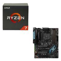 AMD Ryzen 1700X, MSI X370 Gaming Pro Carbon CPU/Motherboard Bundle