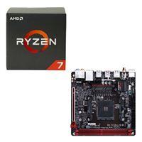 AMD Ryzen 1700X, Gigabyte GA-AB350-Gaming 3 CPU/Motherboard Bundle