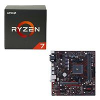 AMD Ryzen 1700X, ASUS Prime B350M-E CPU/Motherboard Bundle